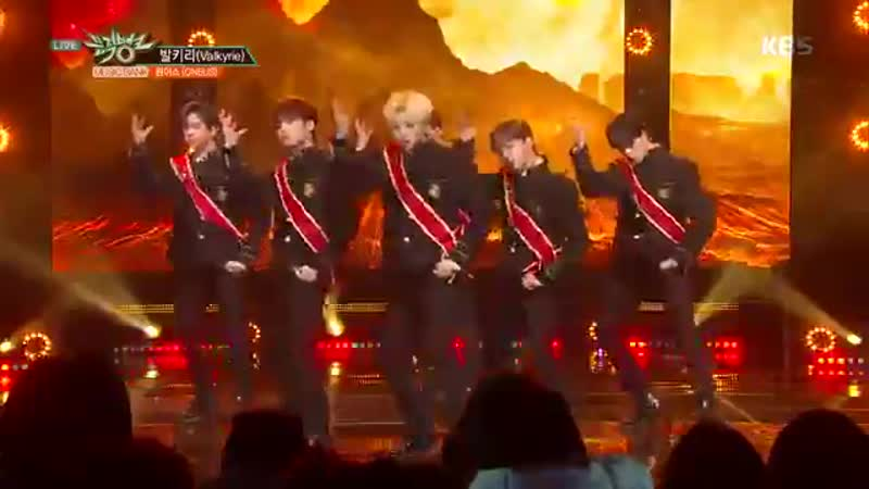 [PERFORMANCE] 190215 ONEUS - Valkyrie @ Music Bank