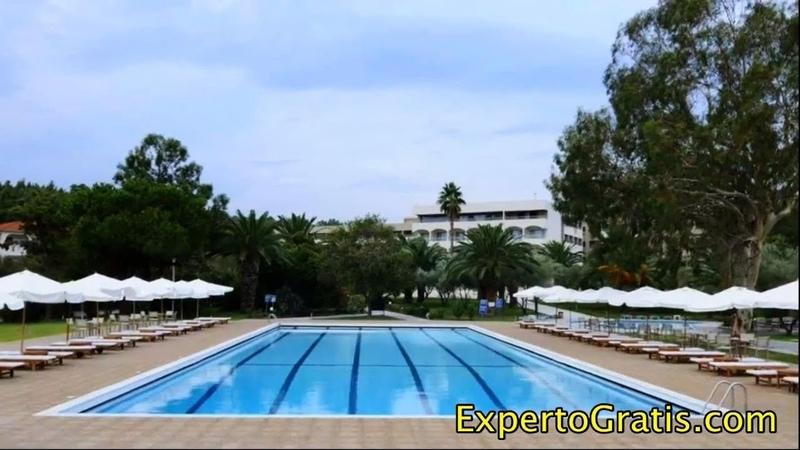 Kassandra Palace Spa, Kriopigi, Greece