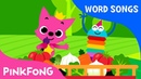 Vegetables | Word Power | Pinkfong Songs for Children