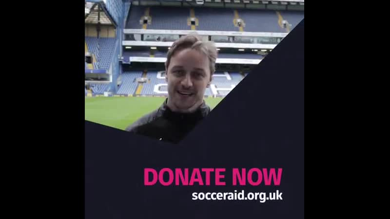 Soccer Aid for Unicef UK
