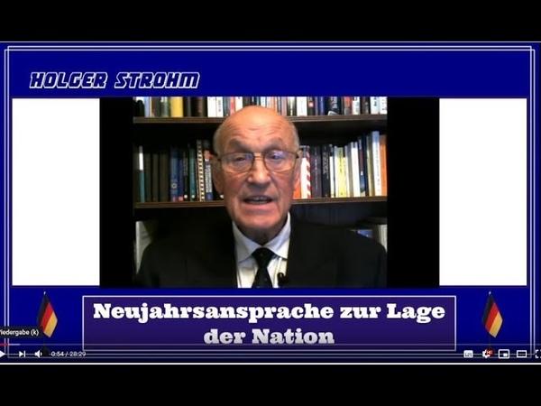 SOS Emergency Hilfe Aufruf für Holger Strohm Oliver Janich