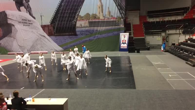 Всероссийские соревнования Чирмания Питер Сибур арена