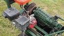 Переделывание сцепления с ременного на полноценное на мини тракторе ЯЩВЕР Воронежский