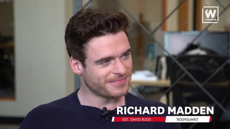 TheWrap: Richard Madden Says He's Meeting With 'Bodyguard' Creator to Talk Season 2 Ideas