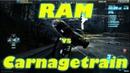 Top 3 best rams vs Carnagetrain   NFS World