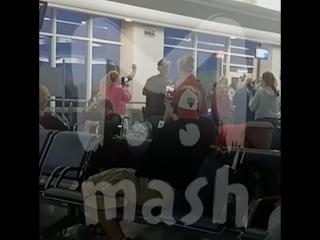 В Тунисе самолет с российскими гражданами задерживают уже на 13 часов