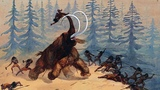 Сопкаргинский мамонт (рассказывают Евгений Артемьев и Александр Марков)