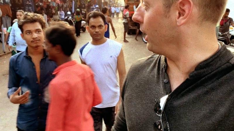 I Went Drinking in Mumbais Worst Slum