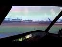 Боинг 737 NG next generation B 737 800 Boeing 737 ng Полет в кабине тренажера авиасимулятора
