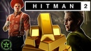 The Clown Heist - Hitman 2: The Bank | Let's Watch