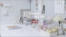 Eng) 무인양품(MUJI) 문구류로 책상꾸미기 • 다꾸 스티커정리📒 Desk Decor and Tour