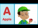 The A Song (Uppercase) - Super Simple ABCs