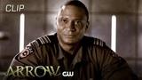 Arrow Emerald Archer Scene 1 The CW