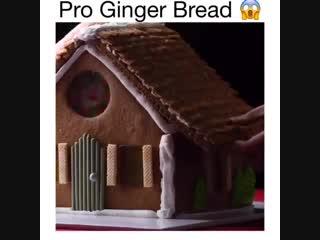 Красивенный пряничный домик