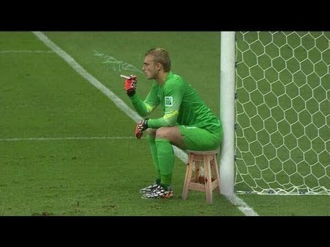 20 Stupid Goalkeeper Mistakes In Football - Goalkeeping Fails