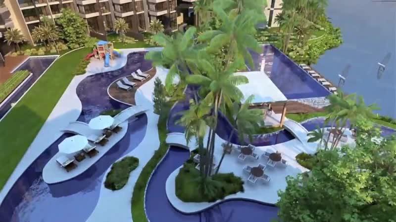 Таиланд_АВРТур. Отель CASSIA PHUKET 4٭, Пхукет, Тайланд