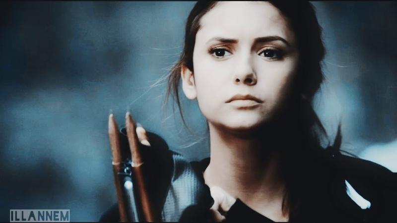 ► Elena Gilbert || Survivor