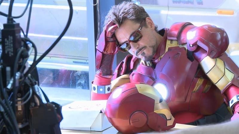 The Avengers   Iron Man 2 Featurette