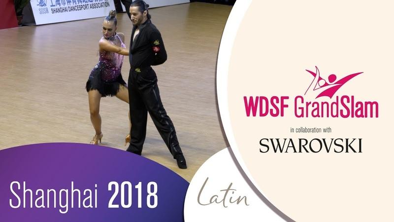 Schmitt - Salikhova, FRA | 2018 GrandSlam LAT Shanghai | R1 C