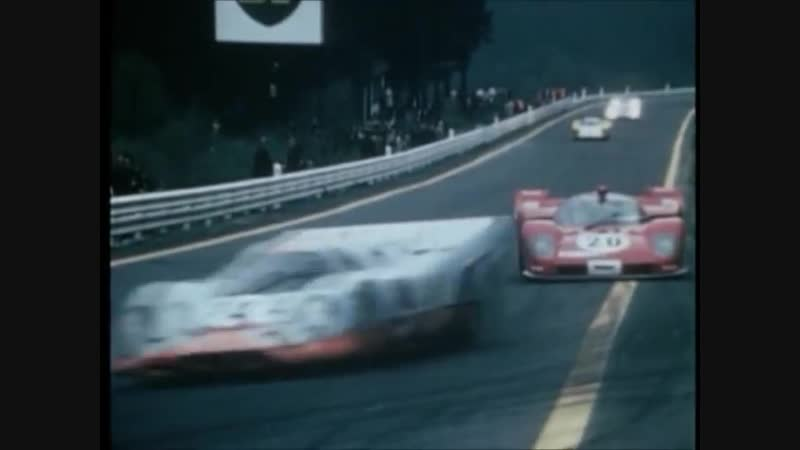 1970 - A Year To Remember - John Wyers Gulf Porsche 917 team