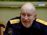 Брифинг старший помощник председателя СКР Игорь Комиссаров
