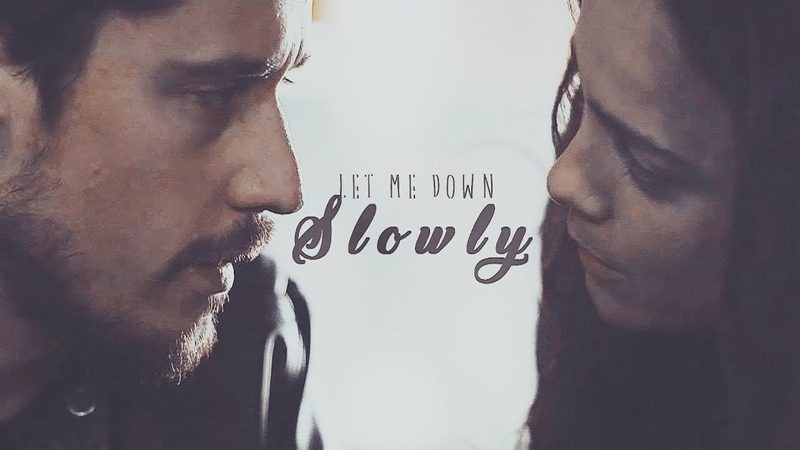 James Teresa | Let Me Down Slowly