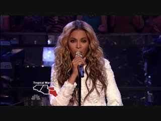 Beyonce - Best Thing I Never Had (Live Jimmy Fallon Show 28.07.2011)