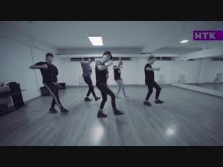 Mad Men-Lalalem dance practice