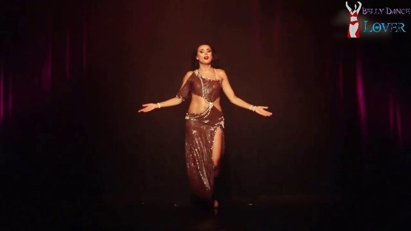 AIDA BOGOMOLOVA Bellydancer (Halawet Rooh) - رقص شرقى احلى من صافيناز