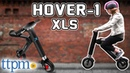 Hype Hover-1 XLS Folding Electric Scooter Unboxing Review from DGL Group