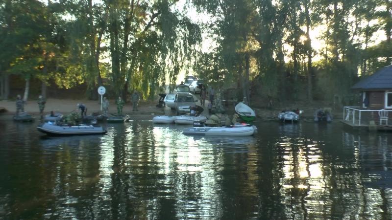 23/09/2018 Рыболовные соревнования Спиннинг с лодки с.Бестужевка, база Удача