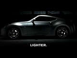 nissan 370z commercial
