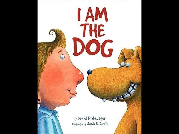 I AM THE DOG. Childrens book read aloud. More kids stories over at the Storytime Castle channel