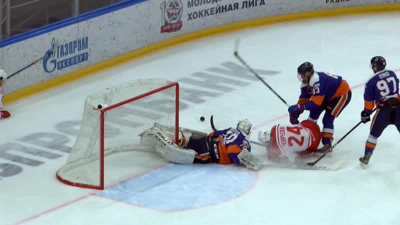 СКА-Варяги - МХК Спартак - 23ОТ