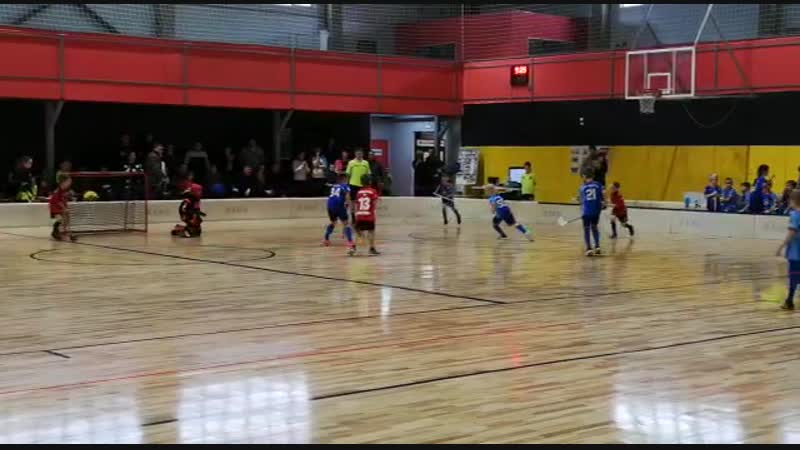 SPB Floorball Cup 2019 ХГ СКА Торпедо