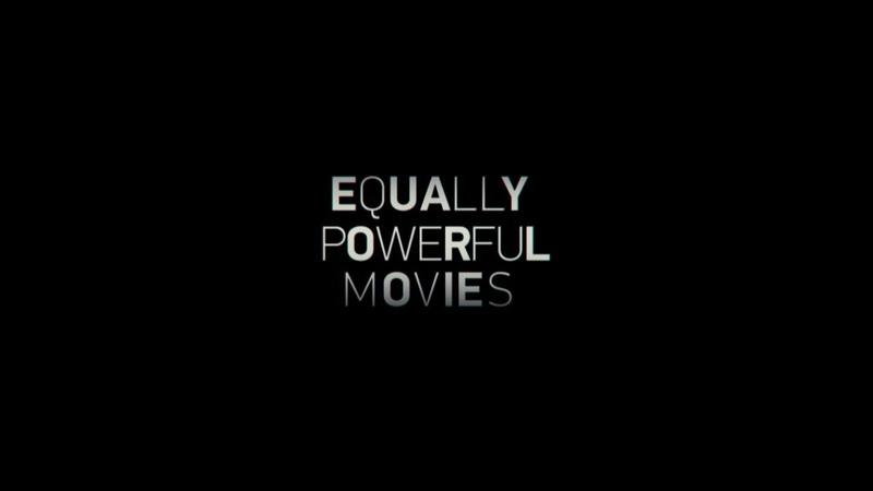 EQUALLY POWERFUL MOVIES PromaxBDA UK 2018 Nominee Best film season promotion use of editing