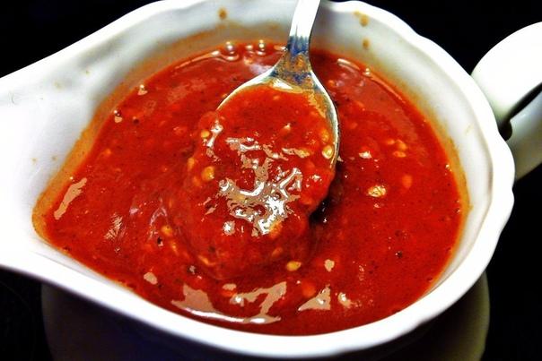 Самые вкусные соусы для ваших блюд!