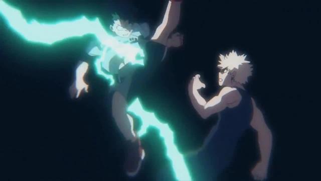 Midoriya vs Bakugo ᴴᴰ PIZDELKA