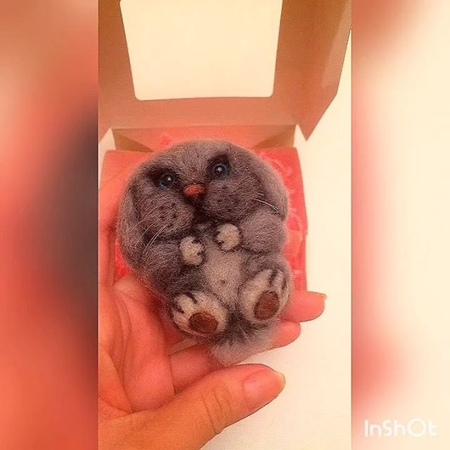 Igryshki felting video