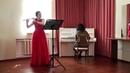 A Jolivet 'Chant de Linos' Svetlana Kirillova and Elena Konstantinidi