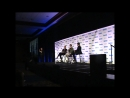 Интервью Давида Мазуза и Шона Пертви в рамках конвенции Tampa Bay Comic Con города Тампа штат Флорида 2018
