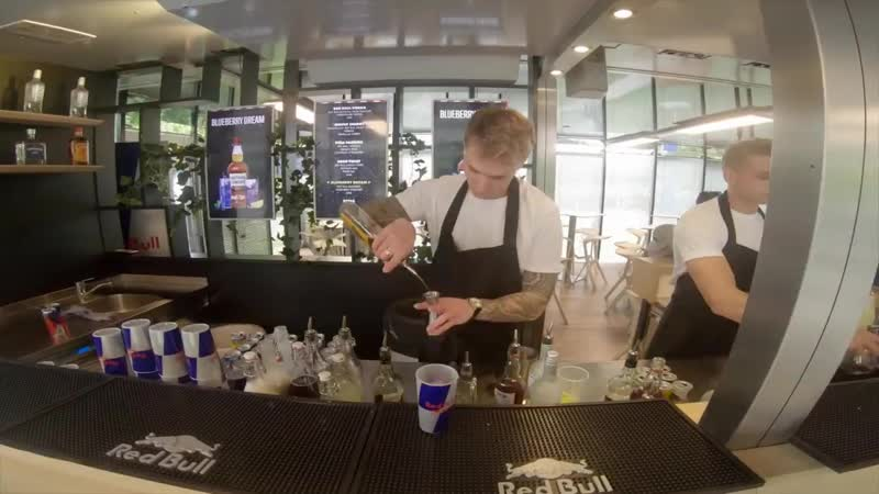 The ultimate POV Behind The Scenes of an F1 Show Run with Red Bull Racing In