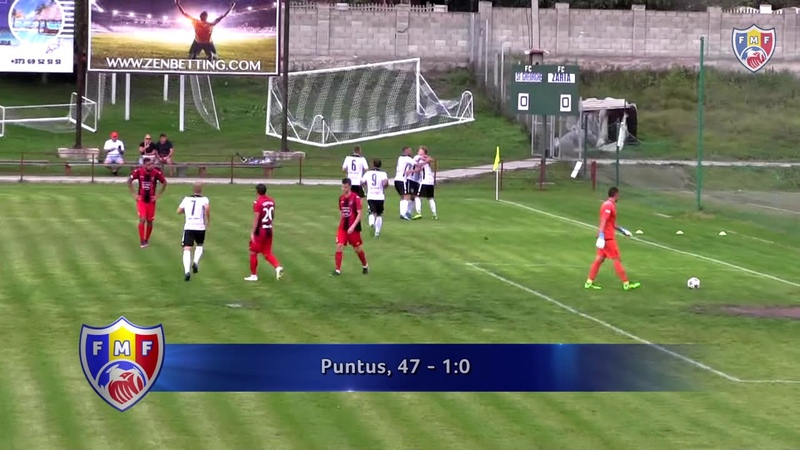 SGS 1-0 Zaria Divizia Nationala, 15.09.2018