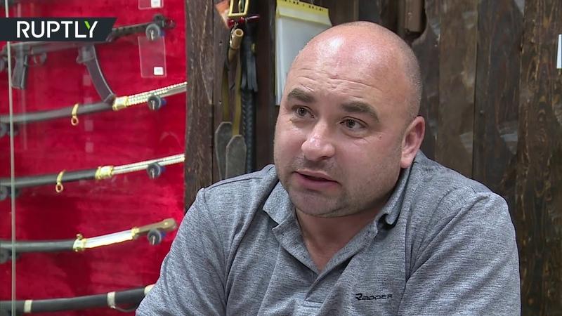 Подозрений не вызвал продавец оружейного магазина о керченском стрелке
