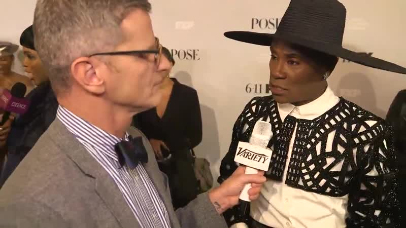 Billy Porter on why the category for PoseFX season 2 is empowering