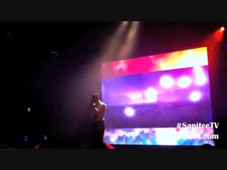 Frank Ocean — Dust (Live 2011)