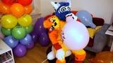 Big Confetti Balloon Pops!