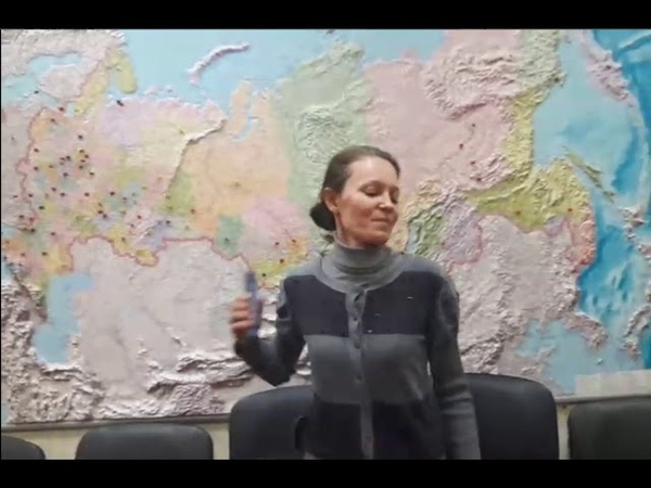 Песнь об оккупации Татьяна из НОД