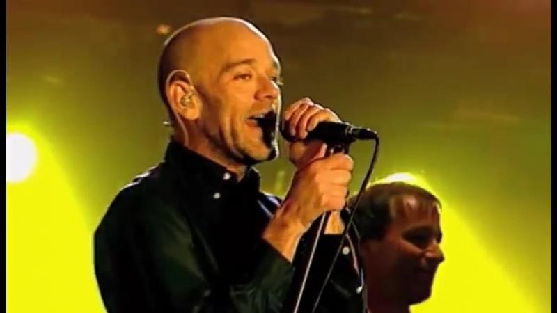 R.E.M. - Losing My Religion (Trafalgar Square 2001)
