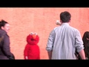 Elmo sees some shit